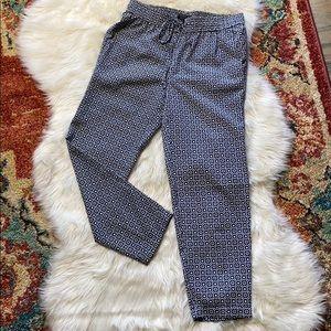 J Crew lounge pants size 4